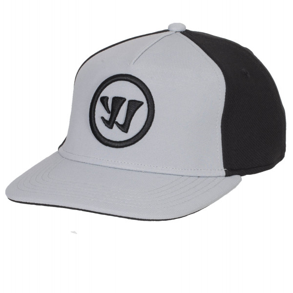 Warrior Flatpeak Cap Youth
