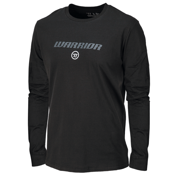 Warrior Logo Longsleeve