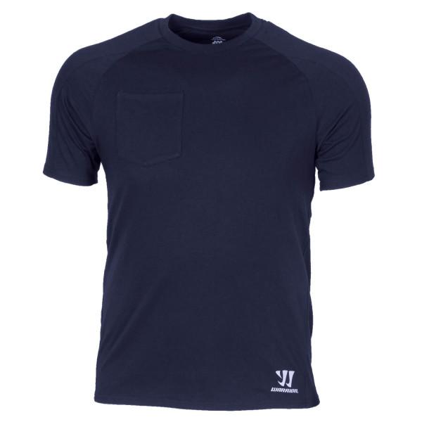 Alpha Sportswear Pocket Tee
